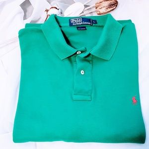 Polo by Ralph Lauren Shirts - Polo by Ralph Lauren emerald green 🐸